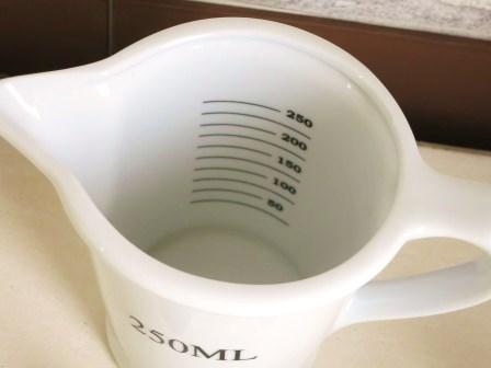 ダルトン セラミックメジャリングジャグ(250ml)】*