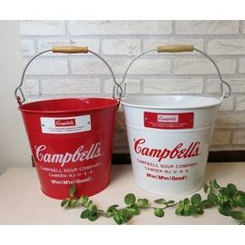 Campbell'sスチールバケツ